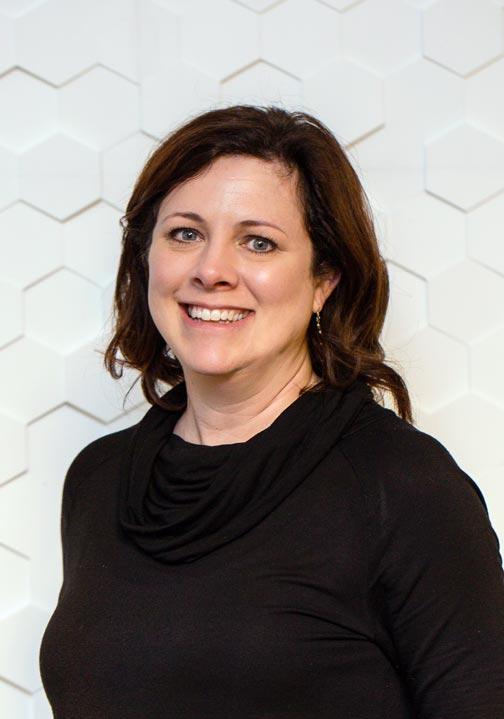 Portrait of Debbie Tamborra